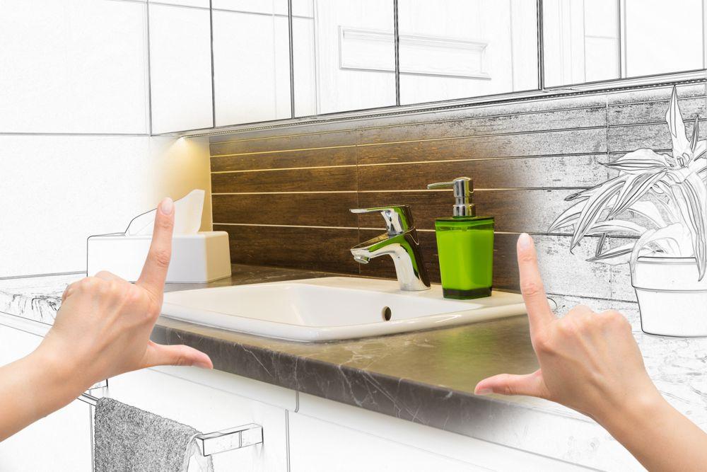 Inbouwradio Badkamer Peha ~ Badkamer opknappen begint met inrichten  Goedkope Badkamers