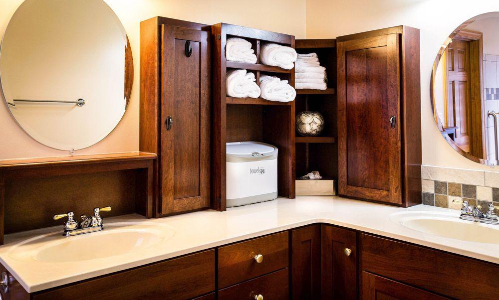 Badkamer inrichten met accessoires